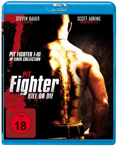 Bild von Pit Fighter 1-3 - Collection [Blu-ray]