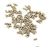 Coobigo (2.2* 5mm) 60G/Pack (approx450~ 500Unidades) Encendedor de ferrocerio Piedra Flint para Gasolina o Gas encendedores Accesorios # flq178-b/G