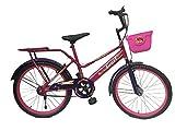 Torado Stitch ibc tt 20T Bicycle for children - Pink