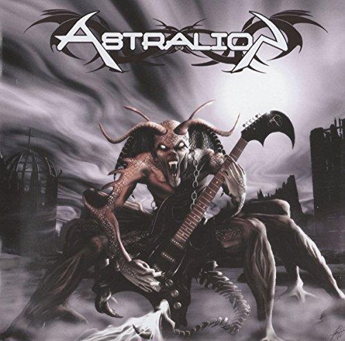 Astralion: Astralion (Audio CD)