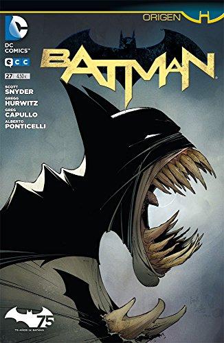 Batman núm. 27 par Scott Snyder