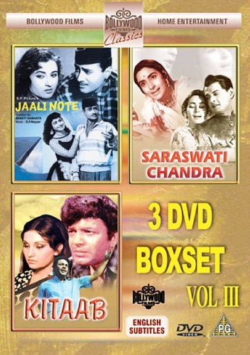 Bollywood Classics Vol. 3 [DVD]