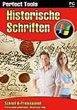 Perfect Tools: Historische Schriften -
