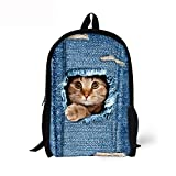3D Printing Backpacks for Kids Cute Cat