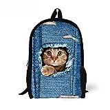 3D Printing Backpacks for Kids Cute Cat