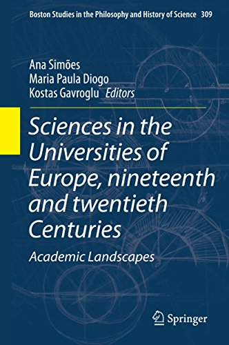 sciences-in-the-universities-of-europe-nineteenth-and-twentieth-centuries-academic-landscapes-boston