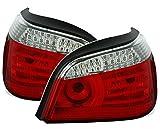 Eagle Eyes LED Rückleuchten Set in Klarglas Rot - WeiàŸ