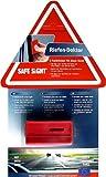 Cartrend Safe Sight - Pulitore 2-in-1 per spazzole tergicristalli, per la rimozione di Sporco e Neve, con regolatore per ugelli lavavetri