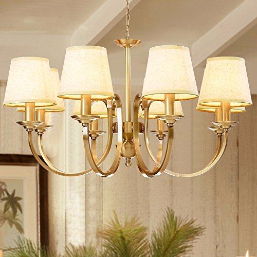 JJGG Retro-lampadari in ottone villaggi in tutto le lampade di