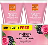 VLCC Mulberry and Rose Facewash 150ml B1...