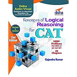 Koncepts of LR - Logical Reasoning for CAT, XAT, IIFT, MAT, CMAT, NMAT & other MBA Exams