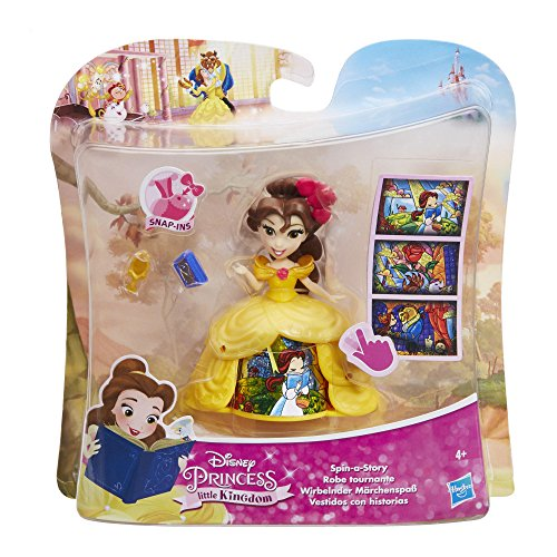 Hasbro B8962EU40 Figur - Mini Prinzessin Kleid rotierenden, Sortierte Modell