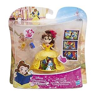 Hasbro B8962 Princesas Disney - Mini-muñeca, 17 cm, modelos surtidos