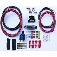 Desconocido Kit para instalación de batería Auxiliar con Relé Automático Nagares RDT 3-12 en Furgonetas Camper, 4x4, Craravanas.etc.