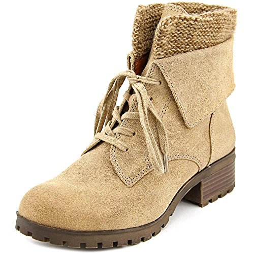 lucky-brand-huntress-damen-us-5-beige-stiefel
