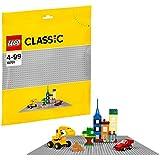 Lego Classic - 10701 - Jeu De Construction - La Plaque De Base Grise