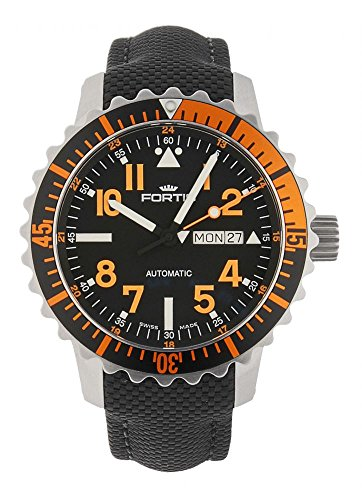Fortis aquatis Marine Master Day/Date Orange 670.19.49 LP