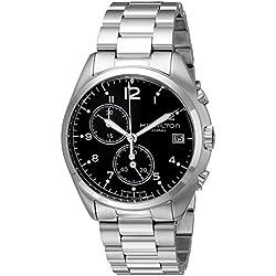 Hamilton H76512133 - Khaki Pilot Pioneer Chrono Quartz, Reloj Hombre
