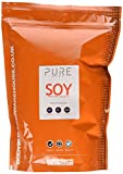 Bodybuilding Warehouse Pure Soy Protein Isolate Powder 1 kg