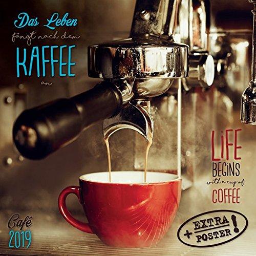 Kaffee - Coffee - Café 2019 Artwork