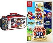 Super Mario 3D All Stars + Custodia Trasporto Mario