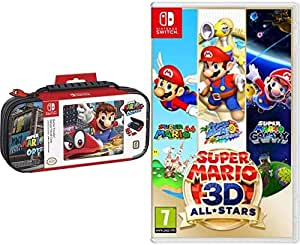 Super Mario 3D All Stars + Custodia Trasporto Mario