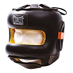 Playwell pour t/él/éphones /à haute absorption boxe Protection de Visage Vision Parfait et faible Schwei/ßen twick Lung Boxe Sport de combat pour MMA kick-boxing et sparring avec sac.