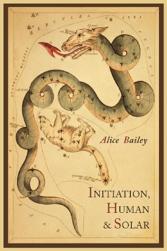 Initiation, Human and Solar by Alice Bailey (September 01,2011)