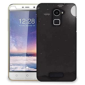 Snoogg Nigthfall Designer Protective Back Case Cover For Coolpad Note 3 Lite