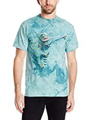 The Mountain Unisexe Adulte Escalade Cameleon T Shirt