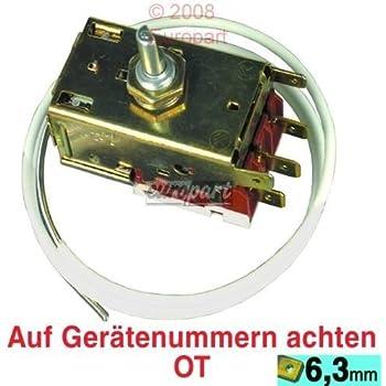 Knebel schwarz Programmwahl Spülmaschine Electrolux 899645282260