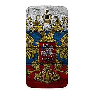 Cute Peacock Multicolor Back Case Cover for Samsung Galaxy Grand 2
