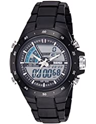 Upto 85% Off On Skmei Chronograph Analogue Digital Sport Men's Watches low price image 1