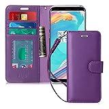 FYY Coque Samsung Galaxy S8, Coque Galaxy S8, [RFID Portefeuille Blocage] Cuir...