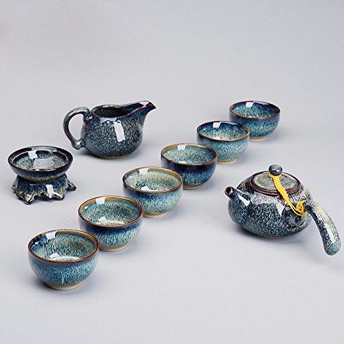 zjm-forno-archaize-clay-kung-fu-set-da-te-opaca-teiera-ceramica-un-set-completo-di-tazze-te2