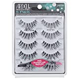 Ardell Multipack Wimpern 5 Pack - Wispies Black, mit free Precision Lash Applicator