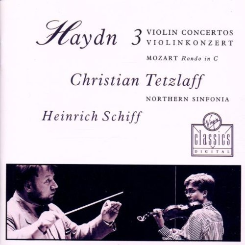 Haydn: 3 Violin Concertos / Mozart: Rondo in G