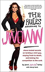 The Rules According to JWOWW: Shore-Tested Secrets on Landing a Mint Guy, Staying Fresh to Death, and Kicking the Competition to the Curb by Jenni