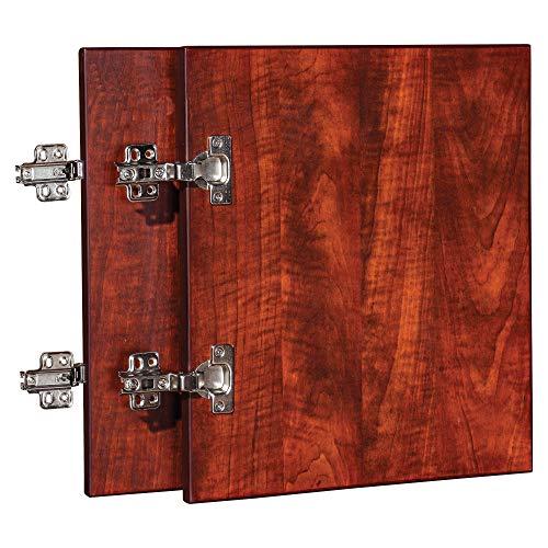 Lorell 59575 Essentials Türset, Kirschrot