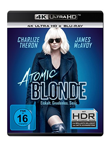 Atomic Blonde (4K Ultra HD) (+ Blu-ray 2D)