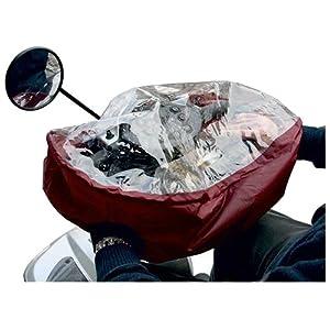 Mobility Scooter Tiller cover Standard Burgundy