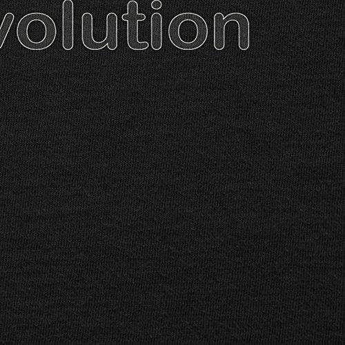 TEXLAB - T5 Evolution Color Edition - Herren Langarm T-Shirt Schwarz