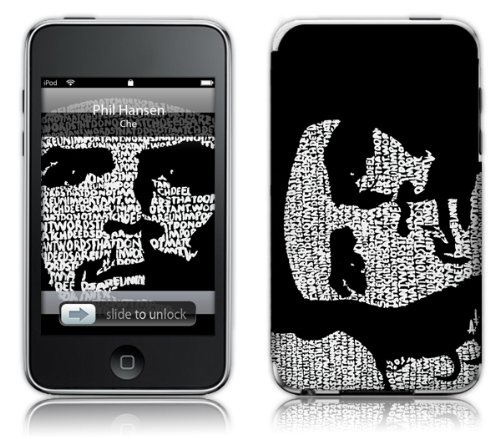 musicskins-phil-hansen-che-for-apple-ipod-touch-2nd-3rd-generation