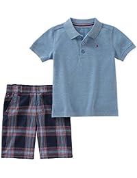 4069f3e1 Tommy Hilfiger Baby Boys' Clothing Sets Online: Buy Tommy Hilfiger ...