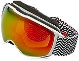 Julbo Echo máscara de esquí para niño, Niño, Echo, Noir/Blanc Tweed
