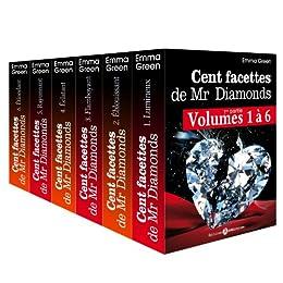 Les 100 Facettes de Mr. Diamonds - Volume 1 à 6 (Les 100 Facettes de Mr. Diamonds - pack) par [Green, Emma]
