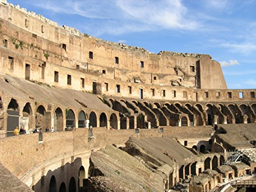 Das Kolosseum - Arena der Gladiatoren