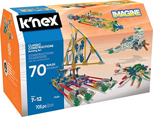 K'Nex 17435 Classic Construction...