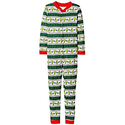Pyjama Combinaison Noel Famille Pyjamas Une Pièc Pyjama de Noel Integral Homme Femme Enfant Fille Garçon Homewear Vêtements de Noël Jumpsuit Vêtements de Nuit 1 Pièce pour Enfant 14 Jahre Alt