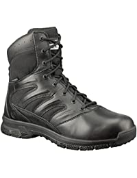 "Original SWAT - Force 8"" Waterproof En, Botas Hombre, Negro (Black), 42 EU"